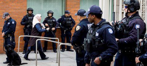 Investigan si la policía discrimina contra minorías en el metro de Nueva York