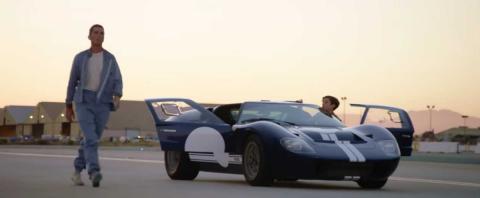 FORD V FERRARI Desembarca en Blu-ray™ y DVD el 11 de febrero
