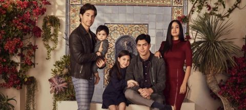 """""""Party of Five"""", la renovada serie latina que encara a la deportación en EEUU"""