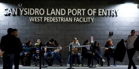Los jueces migratorios baten récord histórico de casos de asilo