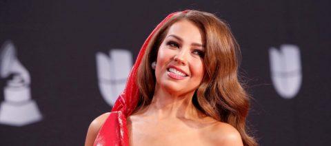 Thalía presentará los Premios Lo Nuestro junto a Pitbull y Alejandra Espinoza