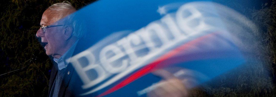 Nevada se alista para unos caucus demócratas con Sanders como favorito