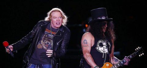 Guns N' Roses anuncia una gira veraniega por Estados Unidos y Canadá