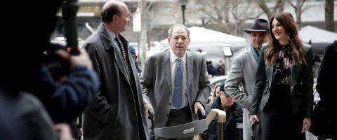 El jurado se retira a deliberar en el caso por abusos sexuales contra Weinstein