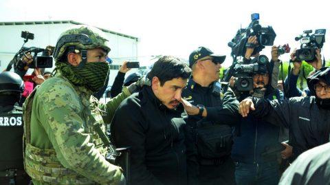 Líder de cártel de la droga en México liberado por segunda vez en una semana