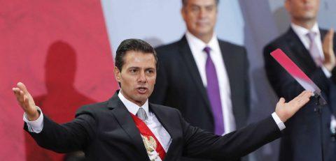 México investiga por corrupción al expresidente Peña Nieto, según el WSJ