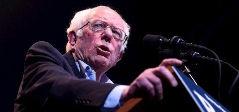 Resultados parciales de los caucus de Iowa: Buttigieg y Sanders en cabeza