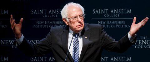 Sanders lidera los sondeos en New Hampshire por delante de Buttigieg