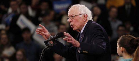 Sanders, Buttigieg, Klobuchar y Steyer instan a los latinos a derrotar a Trump