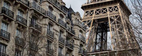 La torre Eiffel proyectará declaraciones de amor por San Valentín