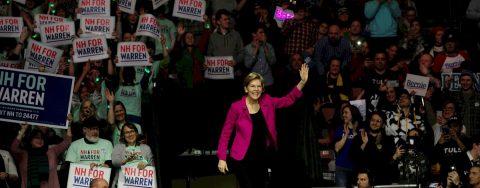Los demócratas buscan un favorito en New Hampshire tras el caos en Iowa