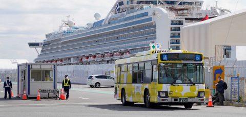 Cuatro casos más de COVID-19 entre australianos evacuados de crucero de Japón