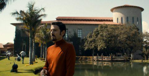 """Diego Luna: """"Narcos"""" no va de buenos o malos sino del sistema que lo permite"""