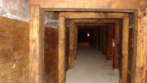 Descubren nuevo túnel clandestino en la frontera entre EE.UU. y México