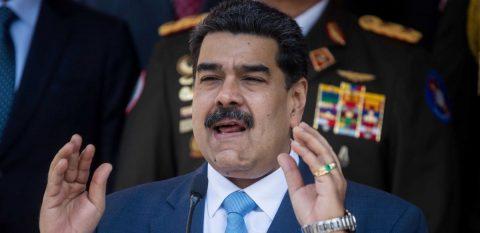 """Maduro: EE.UU. y Colombia """"se arrepentirán"""" si """"tocan"""" a líderes chavistas"""