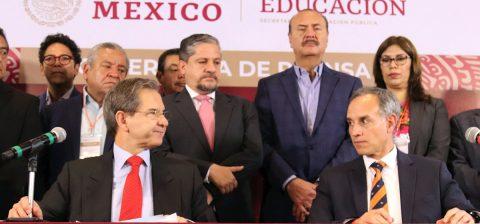 Gobierno de México suspenderá todas las actividades escolares por coronavirus