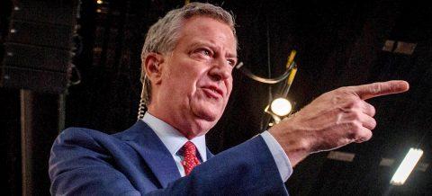 El alcalde de Nueva York confirma diez nuevos casos en la ciudad