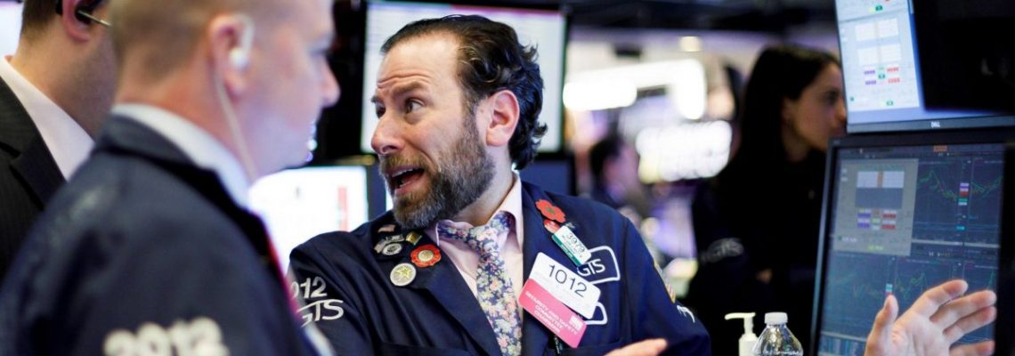 Wall Street plunges again on coronavirus fears, Dow 969 points