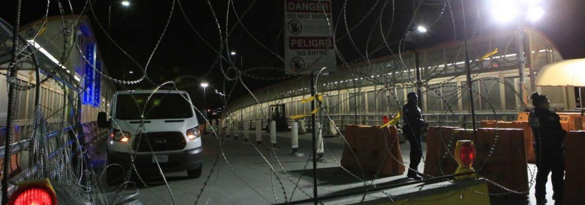 ¿Cómo afectará la restricción de tránsito en la frontera de EE.UU. con México?