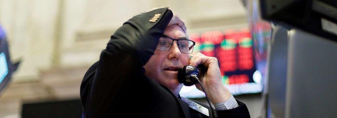 Wall Street continúa desplomado por el petróleo y el coronavirus