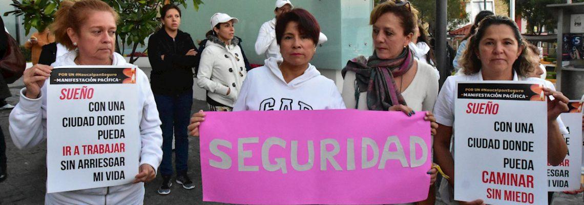 ONG piden a México atención a mujeres víctimas de violencia durante pandemia