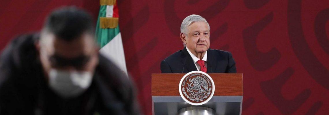 México anuncia acuerdo de gobernabilidad y unidad nacional contra la COVID-19