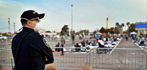 En Estados Unidos toser ya se considera un acto de amenaza terrorista