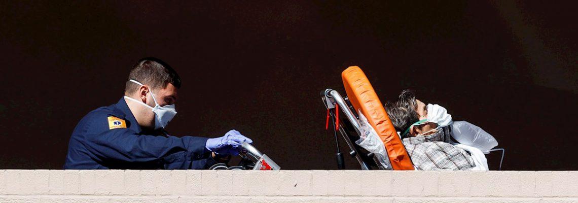 Nueva York prevé el pico de casos a finales de abril y un total de 16.000 muertos
