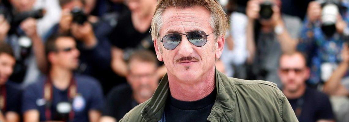 Sean Penn abrirá un centro de pruebas de COVID-19 en una zona humilde de California