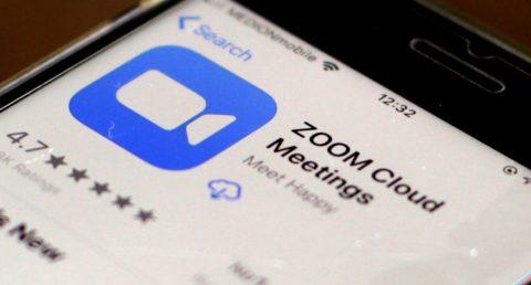 Zoom se actualiza para dar respuesta a las críticas de falta de seguridad