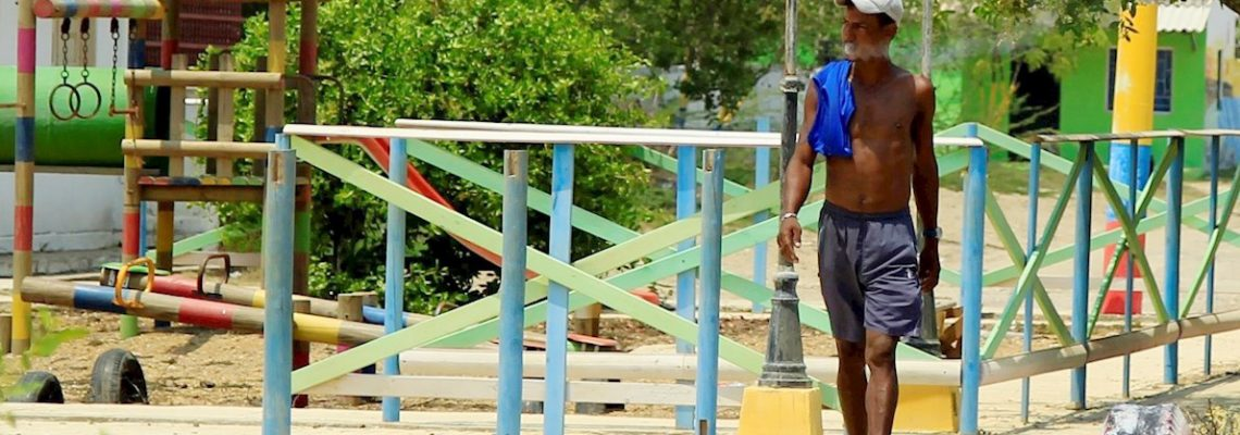 Tres comunidades del Caribe colombiano, al borde del colapso por el COVID-19