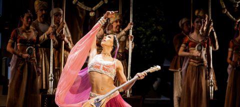 Elisa Carrillo: En la danza necesitamos contacto, sentirnos, tocarnos