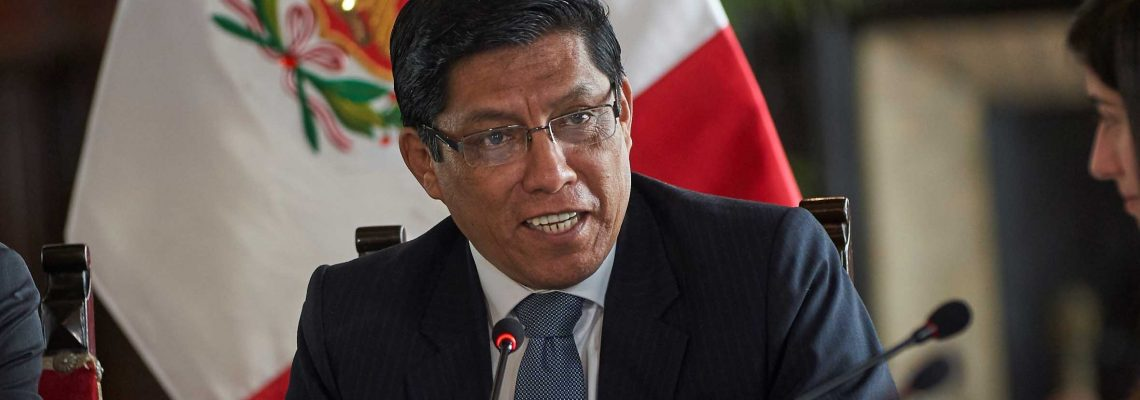 El Gobierno de Perú recibe el voto de confianza del Congreso