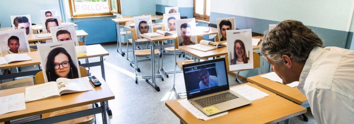 Un algoritmo en tu clase