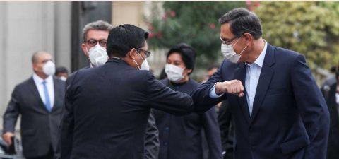 El Gobierno de Perú pide un voto de confianza al Congreso tras ocho meses de espera