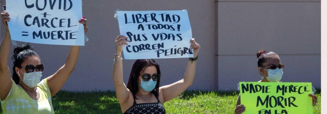 Inmigrantes recluidos en EE.UU., a merced del COVID-19