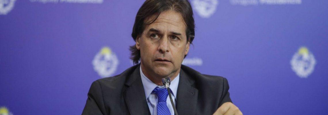 El presidente de Uruguay, en cuarentena por posible contagio de COVID-19