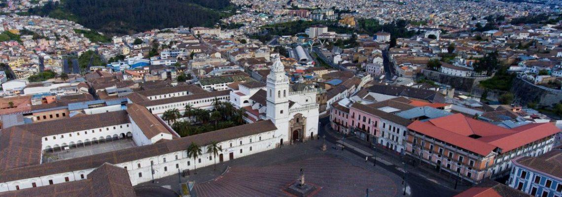 """Quito buscará el turismo local en su camino a una """"nueva normalidad"""""""