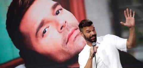 Ricky Martin lanza por sorpresa una nueva producción discográfica, PAUSA