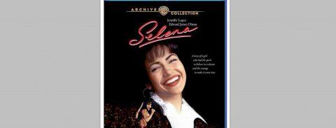 Selena (1997)  por primeravez en blu-ray el 19 de mayo
