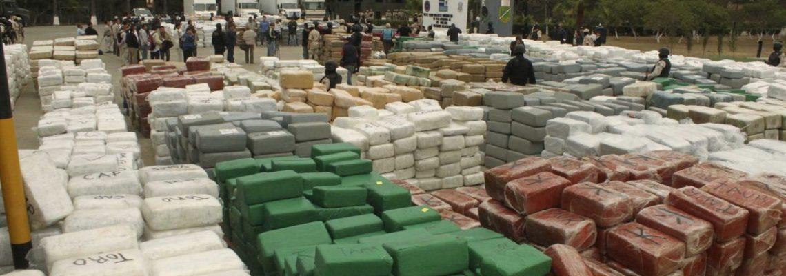 Fiscalía mexicana logra decomiso histórico de droga en noroeste del país