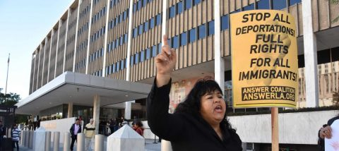 Unos 13.400 empleados de agencia de inmigración sufrirán licencia sin sueldo