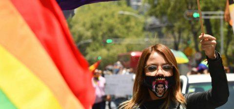La comunidad LGBT de México triunfa con la marcha en línea más grande del mundo