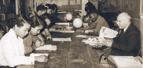 My Recollections:The Black Colleges Welcomed Jewish Refugee Scholars to America