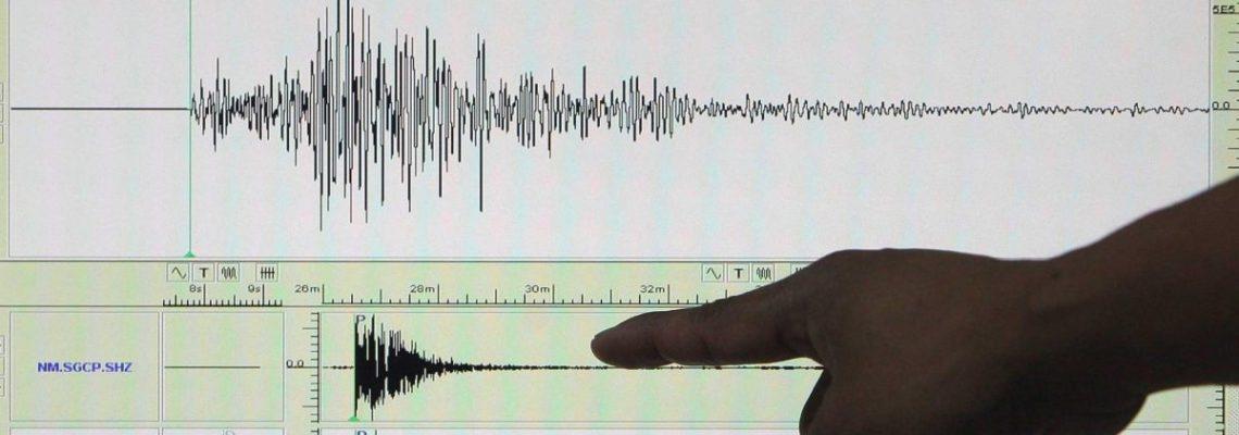 Un sismo de magnitud 5,5 sacude el sur de California cerca de Ridgecrest