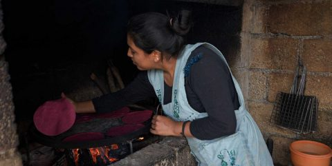 The tortilla-making women of Teopisca, Mexico's colored-corn town