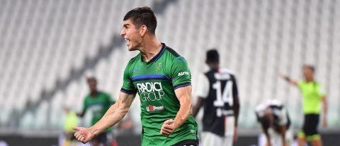 Un doblete de penalti de Cristiano evita el asalto del Atalanta al Juventus