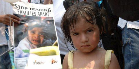 Médicos advierten al Gobierno contra la separación de familias inmigrantes