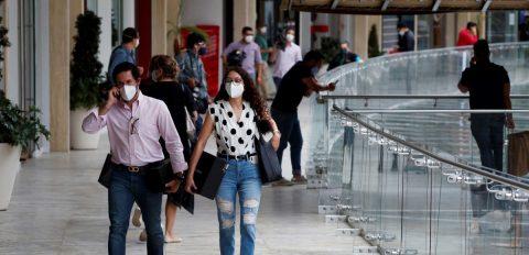 EE.UU., Brasil y México siguen encabezando el incremento de contagios en América