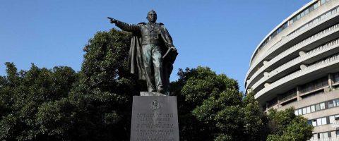 ¿Cómo acabó una estatua de Benito Juárez en la capital de EE.UU.?